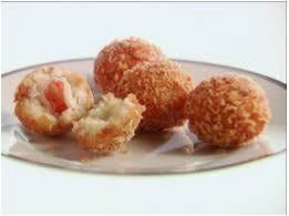 LivBon Lobster Arancini Unfried Lobster 28g  200 x case