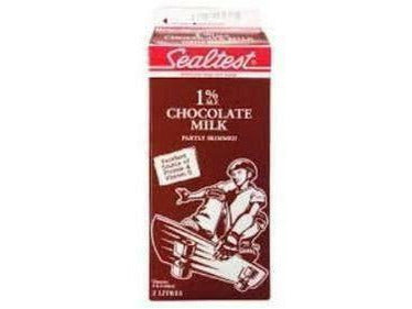 SealtestChocolate Milk 2 Ltr.