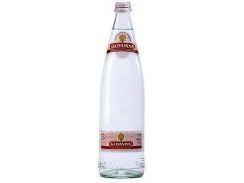 Galvanina Prestige - Flat Mineral Water 750 ml. and 1 L