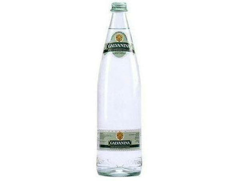 Galvanina Prestige - Sparkling Mineral Water 750 ml. and 1 L