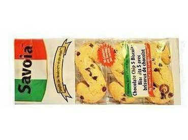 Savoia Chocolate Chip S Cookies 24 p/cs