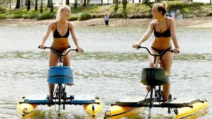 Gold Coast boat hire welcomes 'hydrobikes'