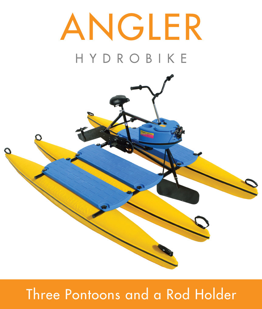 Hydrobikes's fishing Angler