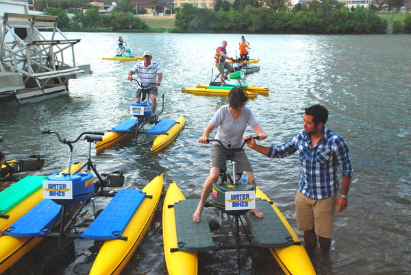Austin Waterbikes in Texas
