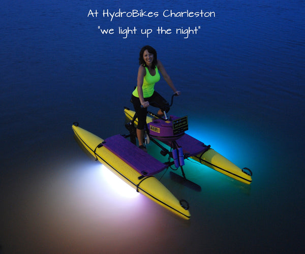 LED Hydrobike Lighting system