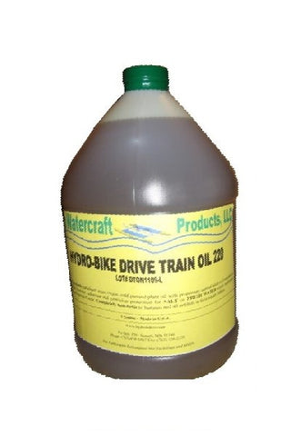 Drive Train Oil - Gallon - Hydrobikes