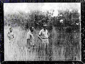 arthur forbes in africa where he first used copper on animals