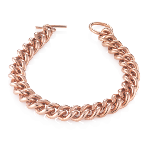 Heavyweightweight Copper Bracelet