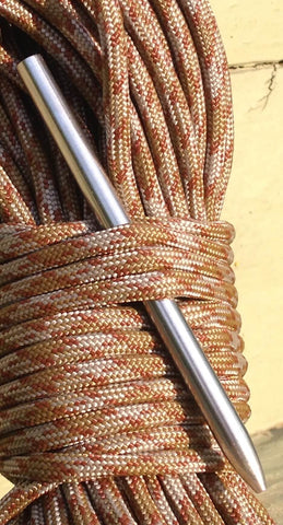"3"" Steel Type II Paracord Fid - Buy 2 Get 1 Free - Multi-Use Lacing/Stitching Needle"