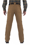 5.11 Apex Pants by Stockstill Outdoor Supply - Battle Brown Back View