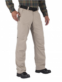 5.11 Apex Pants by Stockstill Outdoor Supply - Khaki Side View