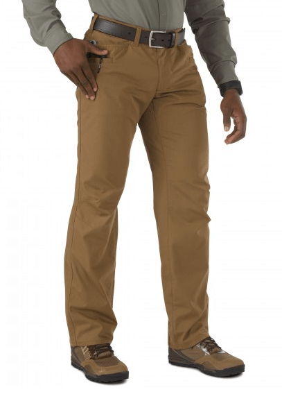5.11 Ridgeline Pants - Battle Brown by Stockstill Outdoor Supply