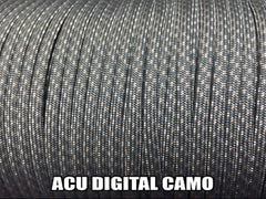 ACU Digital Camo Type III 550 Paracord by Stockstill Outdoor Supply