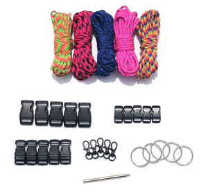 Bright & Busy Paracord Kit XXL by Stockstill Outdoor Supply
