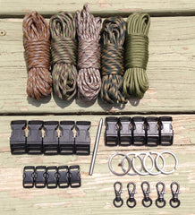 100 ft. Camo Paracord Kit XXL by Stockstill Outdoor Supply