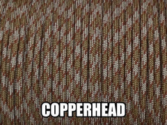 Copperhead Type III 550 Paracord by Stockstill Outdoor Supply
