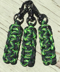 Decay Paracord Zipper Pulls by Stockstill Outdoor Supply