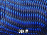 DenimType III 550 Paracord by Stockstill Outdoor Supply