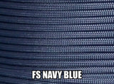 FS Navy Blue Type III 550 Paracord by Stockstill Outdoor Supply