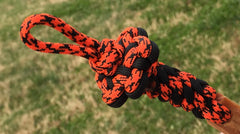 Custom Fatwood Firestarter w/ Paracord Handle by Opossum's Paracord & Stockstill Outdoor Supply 7