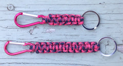 Custom Paracord Key Chains by Stockstill Outdoor Supply 5