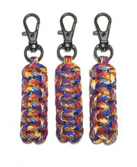GWOT Paracord Zipper Pulls by Stockstill Outdoor Supply 3