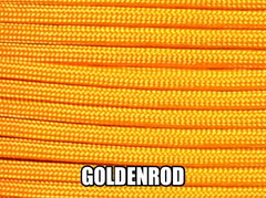 Goldenrod Type III 550 Paracord by Stockstill Outdoor Supply
