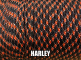 Harley Type III 550 Paracord by Stockstill Outdoor Supply