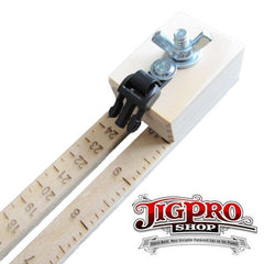 Jig Pro 10 inch Compact Pro Jig with your choice of Buckles by Stockstll Outdoor Supply - Male End