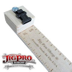 Jig Pro 10 inch Compact Pro Jig with your choice of Buckles by Stockstll Outdoor Supply - Female End