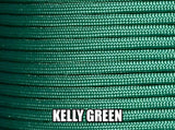 Kelly Green Type III 550 Paracord by Stockstill Outdoor Supply