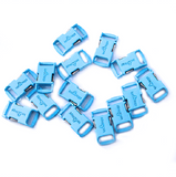 Knottology .5 Metal Buckles - Baby Blue by Stockstill Outdoor Supply
