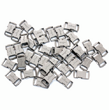 Knottology .5 Metal Buckles - ACU Gray by Stockstill Outdoor Supply