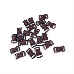 Knottology .5 Metal Buckles - Maroon by Stockstill Outdoor Supply