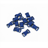 Knottology .5 Metal Buckles - Navy Blue by Stockstill Outdoor Supply