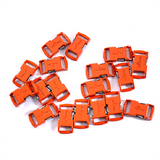 Knottology .5 Metal Buckles - Orange by Stockstill Outdoor Supply