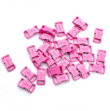 Knottology .5 Metal Buckles - Pink by Stockstill Outdoor Supply