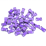 Knottology .5 Metal Buckles - Purple by Stockstill Outdoor Supply