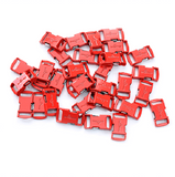 Knottology .5 Metal Buckles - Red by Stockstill Outdoor Supply
