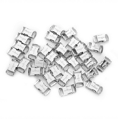 Knottology .5 Metal Buckles - Silver by Stockstill Outdoor Supply