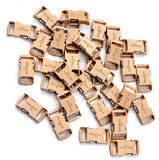 Knottology .5 Metal Buckles - Tan by Stockstill Outdoor Supply