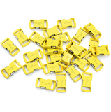 Knottology .5 Metal Buckles - Yellow by Stockstill Outdoor Supply