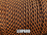 Leopard Type III 550 Paracord by Stockstill Outdoor Supply