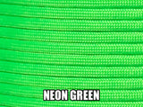 Neon Green Type III 550 Paracord by Stockstill Outdoor Supply