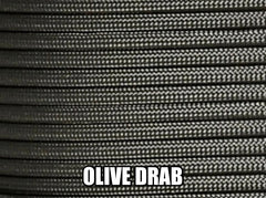 Olive Drab (OD Green) Type III 550 Paracord by Stockstill Outdoor Supply
