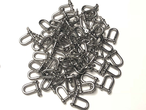 Stainless Steel U Shackles by Stockstill Outdoor Supply