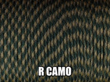 R Camo Type III 550 Paracord by Stockstill Outdoor Supply