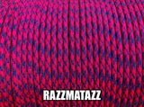 Razzmatazz Type III 550 Paracord by Stockstill Outdoor Supply