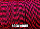 Rosa Noche Type III 550 Paracord by Stockstill Outdoor Supply