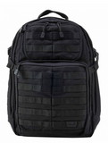 5.11 Rush24 Backpack by Stockstill Outdoor Supply - Black